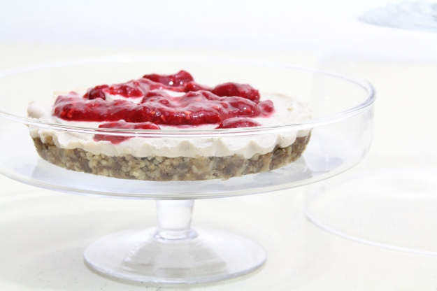 Cheesecake, raw-vegan