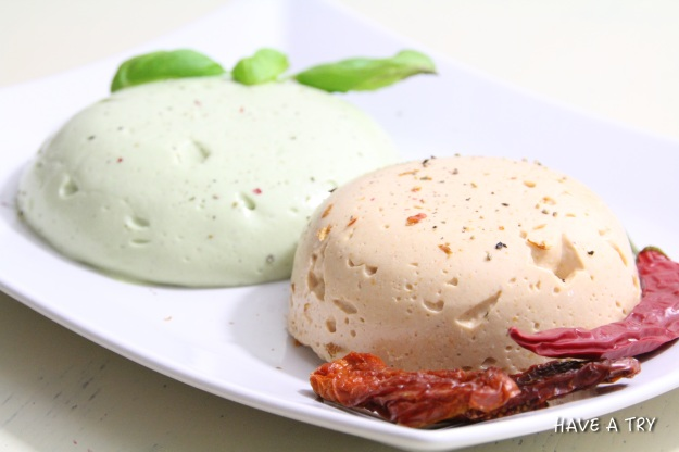 veganer Mozzarella (selbsgemacht)