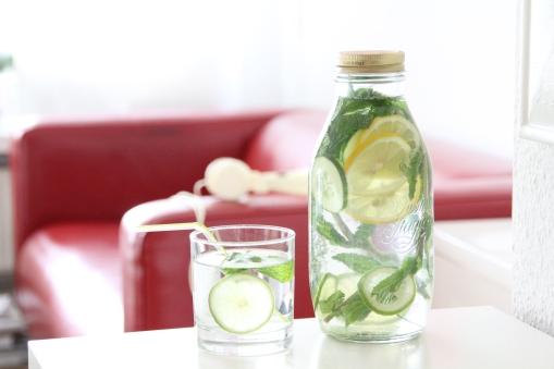 Detox-Lemonade