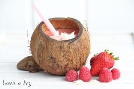 Pina Coberry (roh-vegan, alkoholfrei)